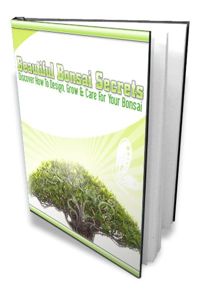 Beautiful Bonsai Secrets